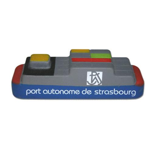 Création sur mesure – Port autonome de Strasbourg