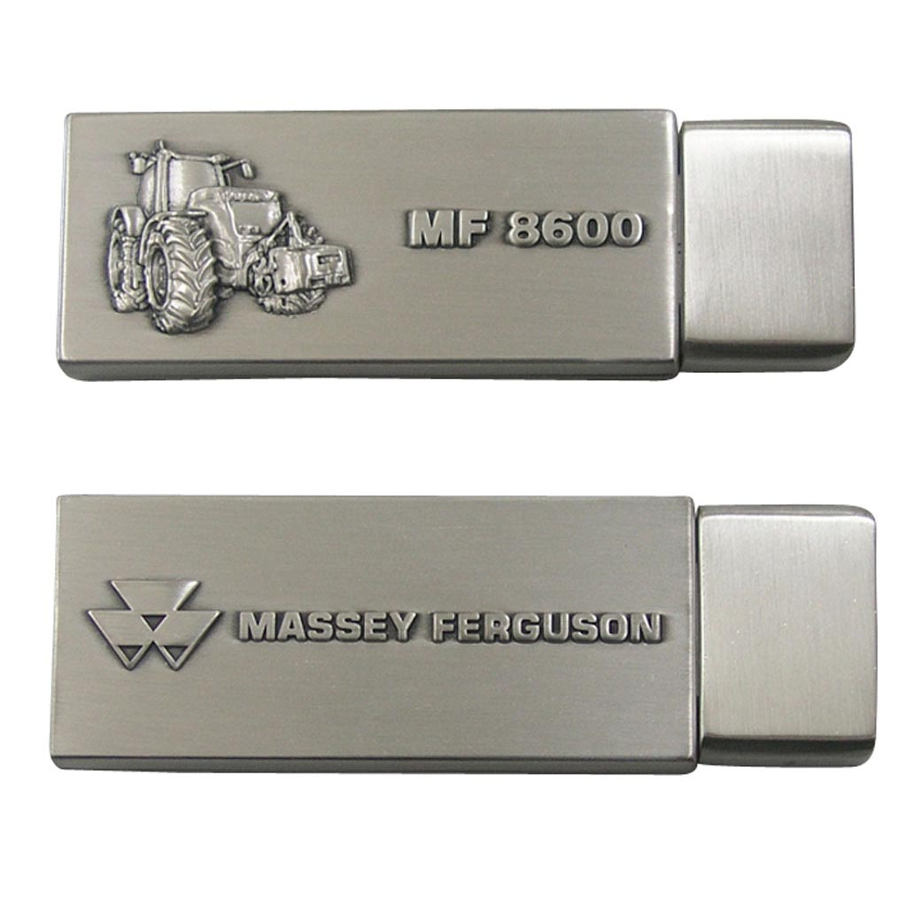 cle-usb-metal-luxe-email-cloisonne-argent-vieilli-massey-ferguson-double