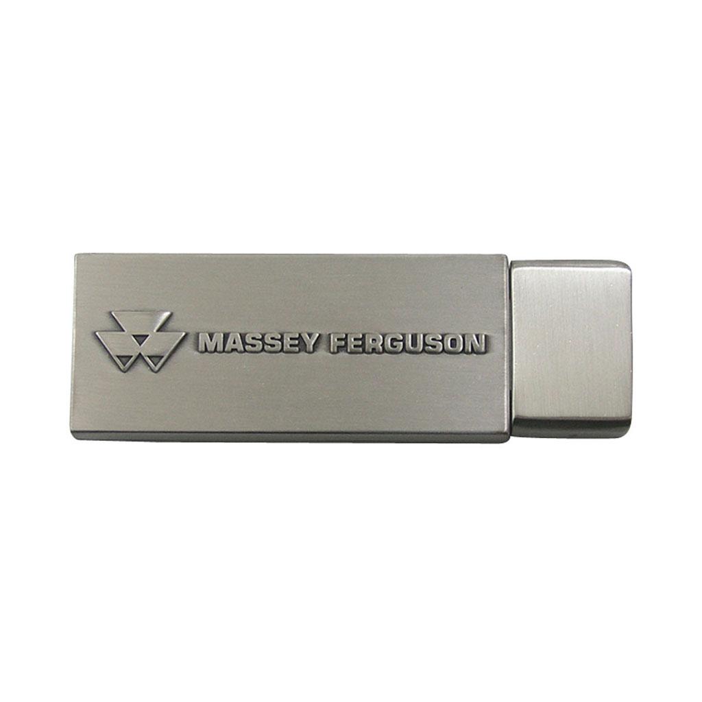 cle-usb-metal-luxe-email-cloisonne-argent-vieilli-massey-ferguson-verso