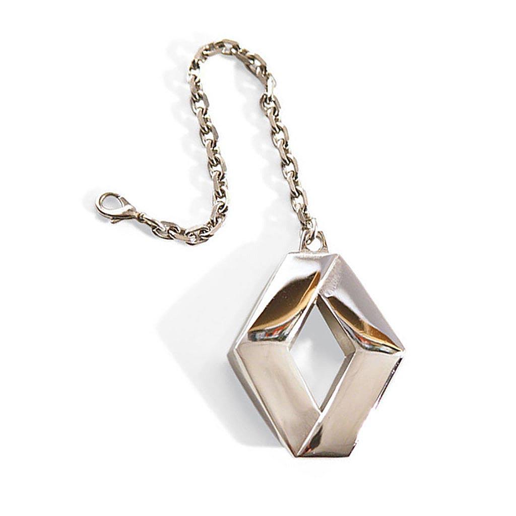 porte-cles-metal-luxe-nickel-brillant-chainette-bijouterie-logo-renault