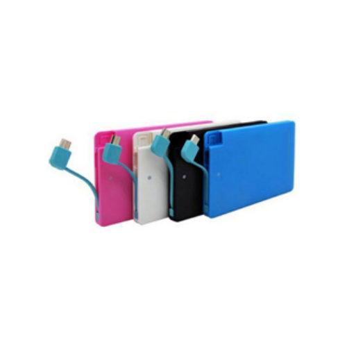 Batterie de secours pour mobile extra-flat – Powerbank