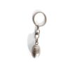 porte-cles-metal-luxe-ballon-rugby-nickel-satin-anneau-maille-american-express