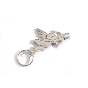 porte-cles-promo-cupidon-decoupe-metal-argente-anneau-brise-pmu