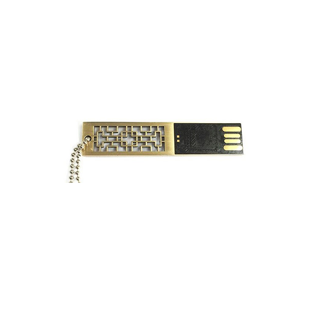 mini-cle-usb-metal-luxe-evidee-motifs-fantaisiste-or-oracle