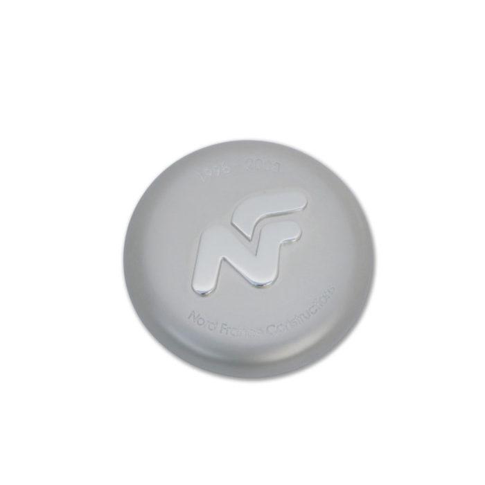 presse-papiers-metal-nickel-satin-logo-brillant-nord-france