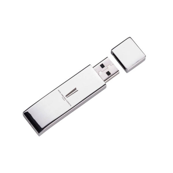 cle-usb-luxe-metal-argente-hotel-concorde-lafayette