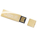 cle-usb-luxe-flat-metal-nickel-brosse-zodiac-aerospace-or-brillant